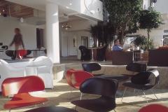 Espace bar reception