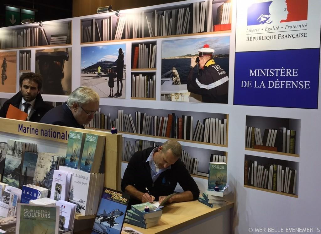 Marine Nationale. Paris Livres